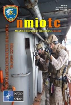 Voorzijde NMIOTC Journal 11